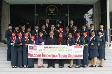 2 (Courtesy call di Kedutaan Besar RI, Kuala Lumpur)