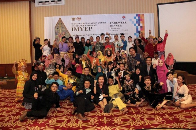 5 (Farewell Party di Hotel Sunan Surakarta)