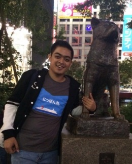 dito and hachiko