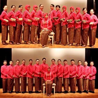kontingen Indonesia in attire B1