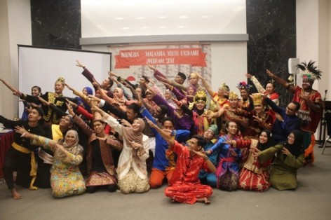 Cultural Performance saat Welcoming Dinner