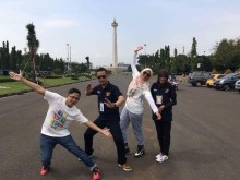 City Exploration Monas